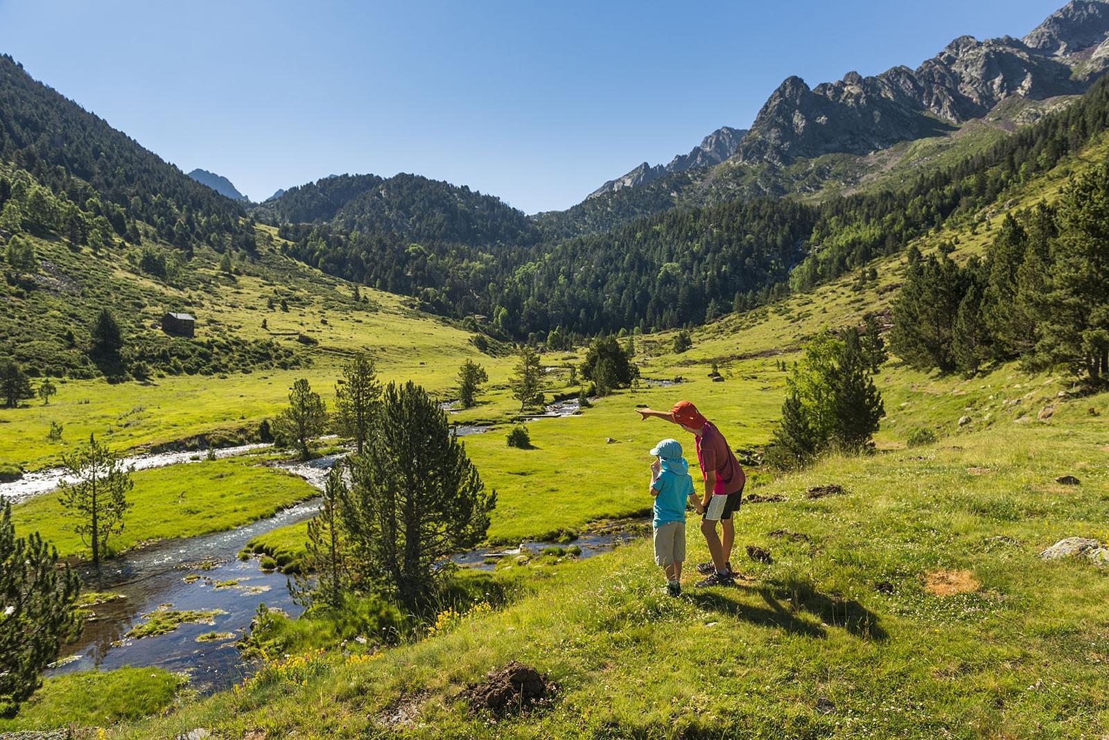 Pla de Boet, Pallars Sobirà