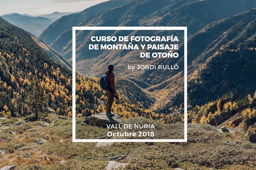 Curso fotografía Vall de Núria