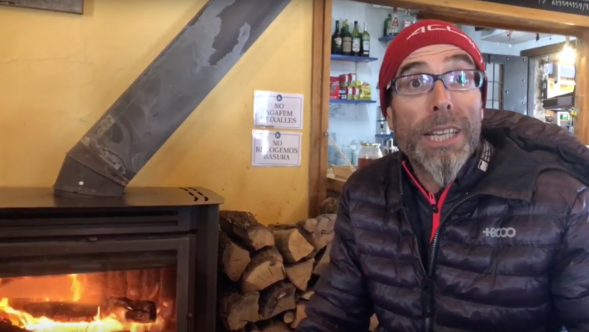 Vida de un guarda - Entrevista a Willy del Refugio Ulldeter (2.220m)
