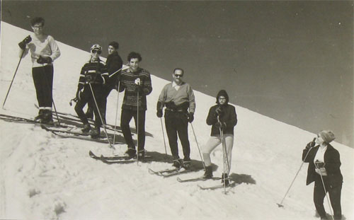 esquiadores llessuí