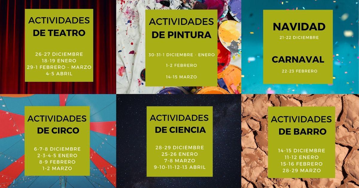 actividades miniclub Vallter