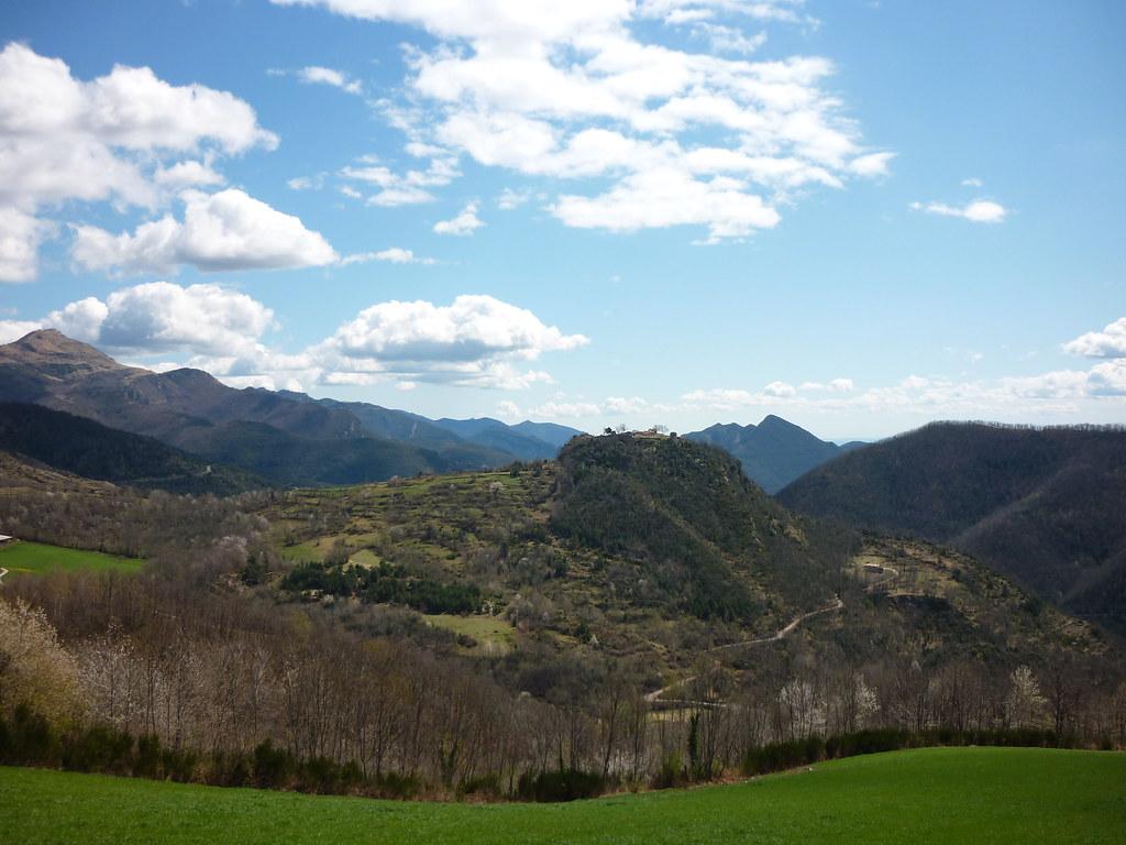 Castell de Rocabruna Flickr