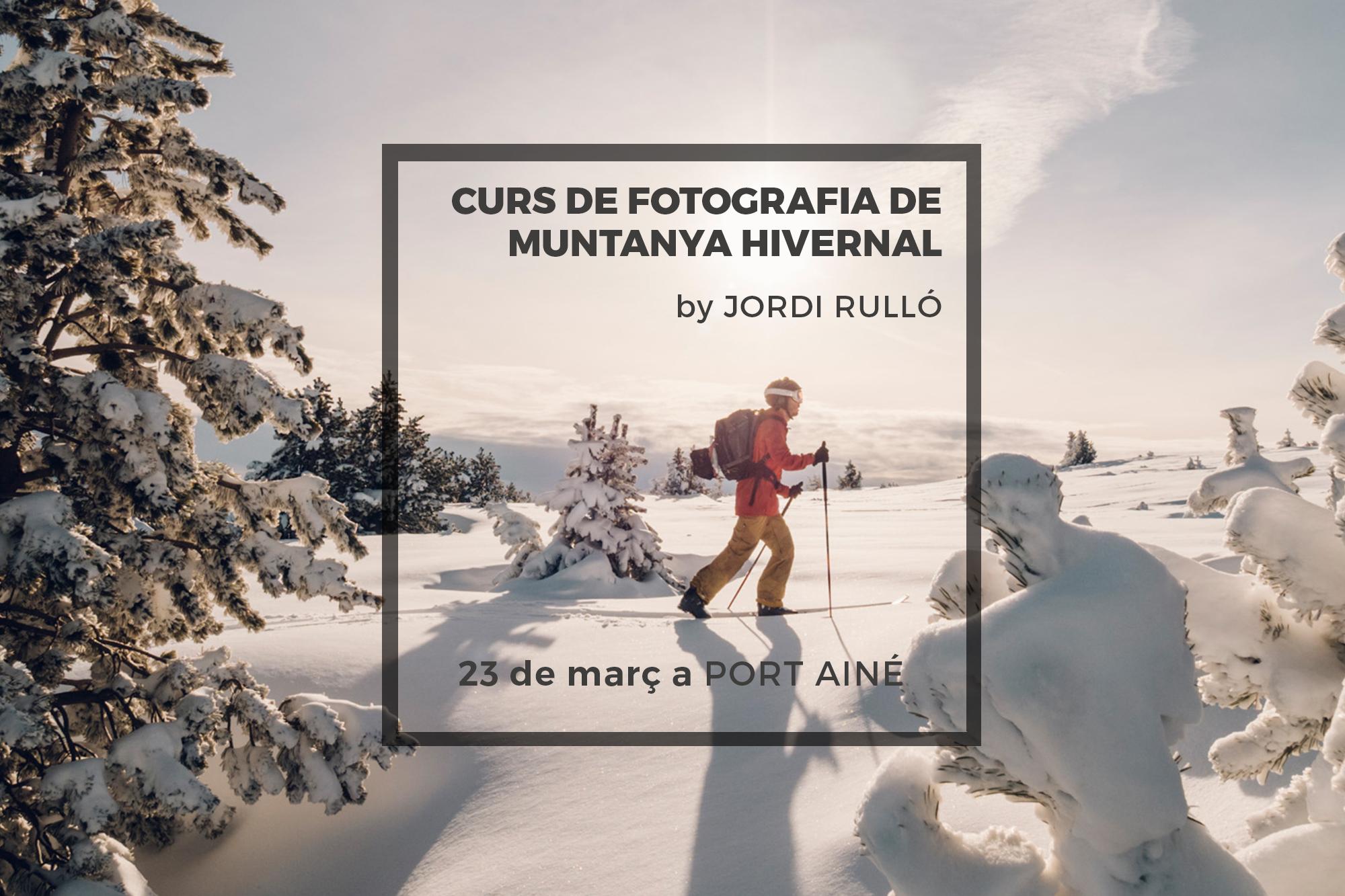 Curs de fotografia amb Jordi Rulló