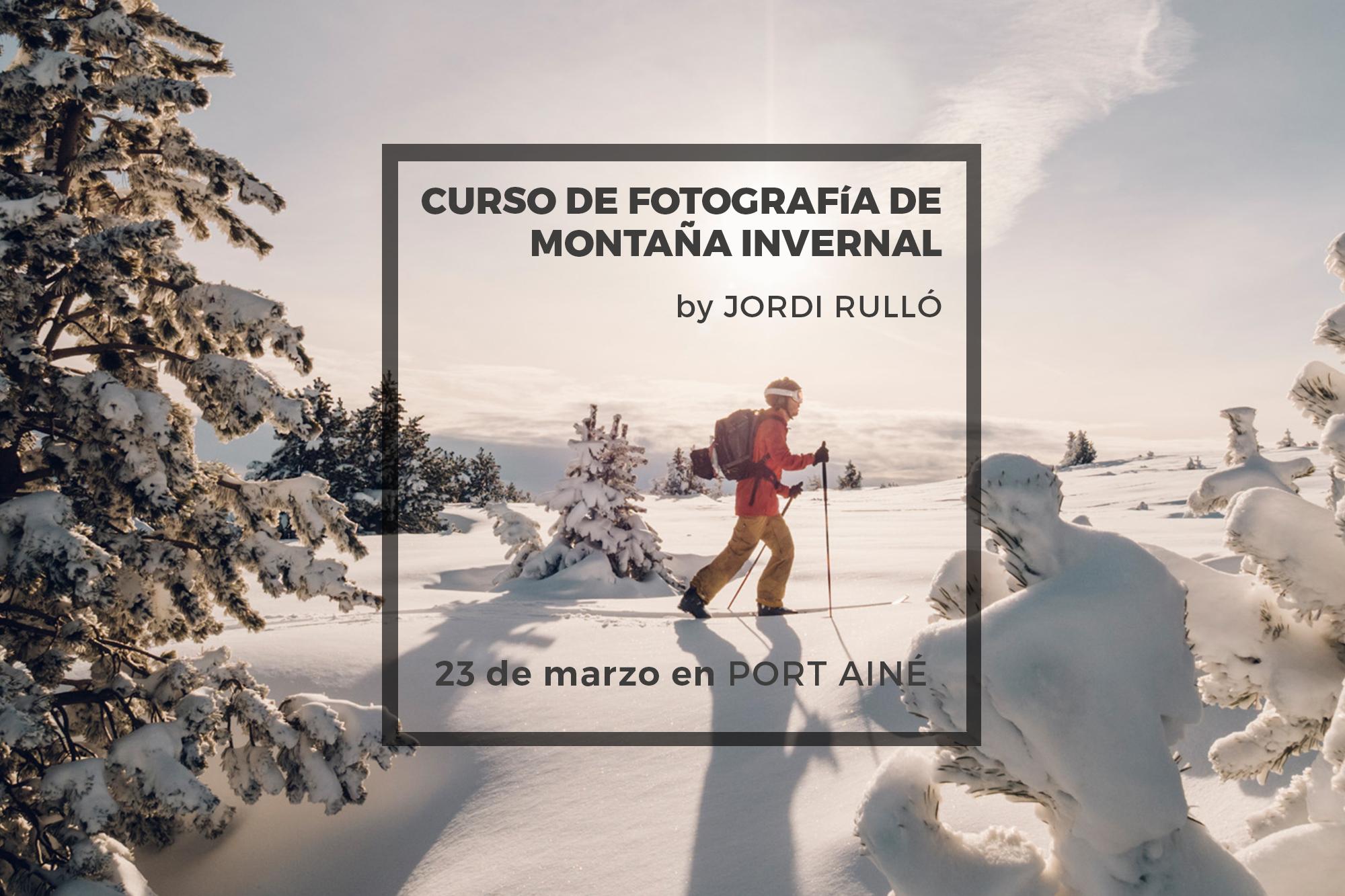 Curso de fotografía Jordi Rulló