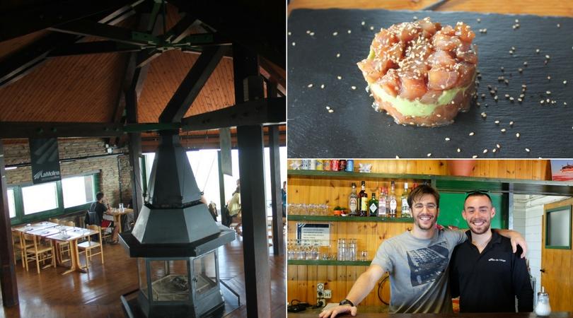 Sopar al Niu de l'Àliga - La Molina