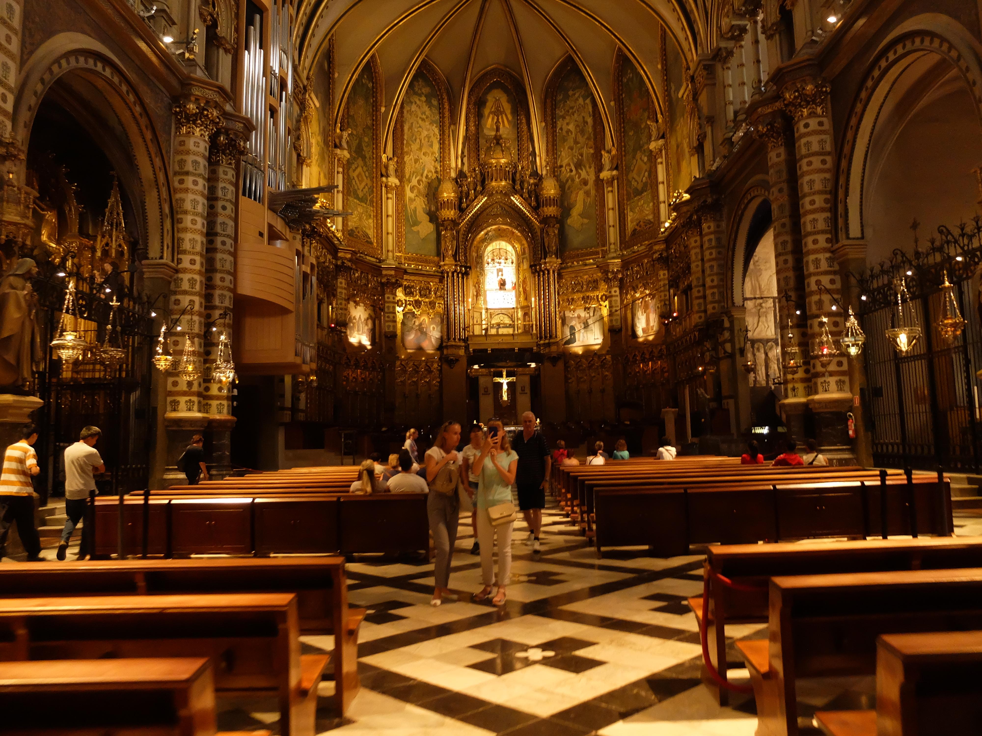 Moenstir de Montserrat