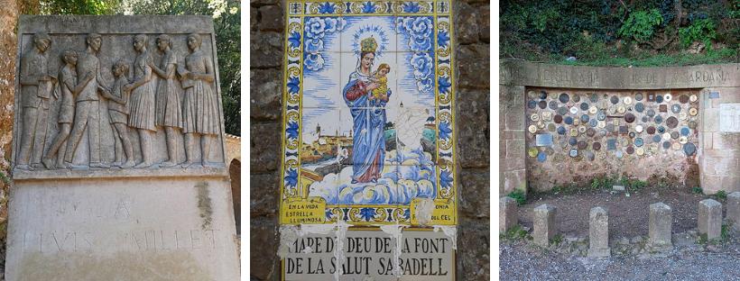 Mosaicos Camí dels Degotalls