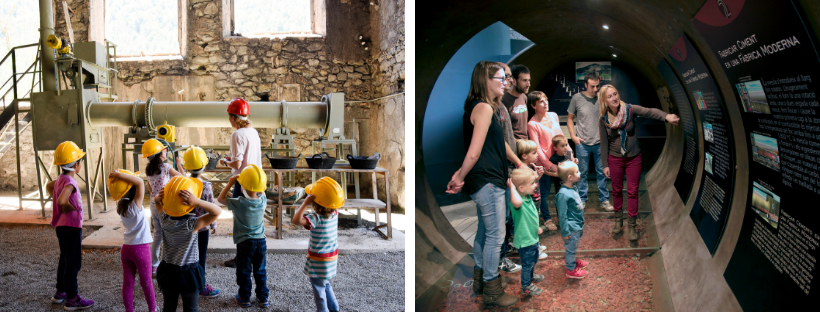 Visita Guiada Museu del Ciment