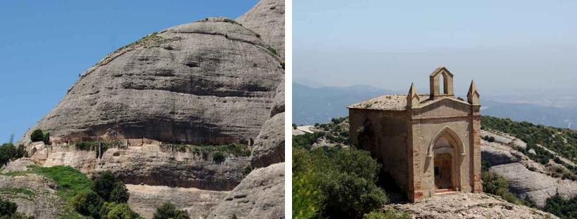 Ermites de Sant Joan i Sant Onofre restaurada