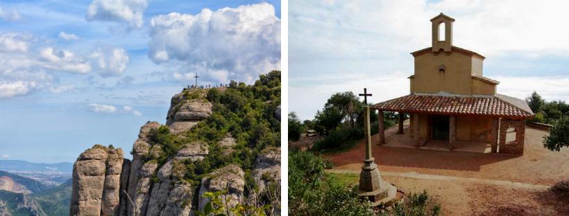 Ruta por Sant Miquel y Monasterio de Montserrat