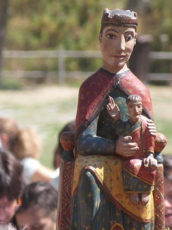 Virgen de Núria