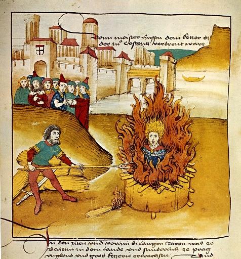 La persecució dels càtars