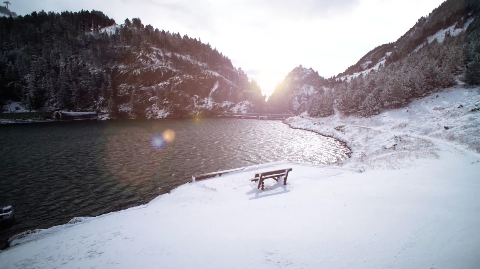 Relax in Vall de Nuria